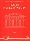 LATIN NYELVKÖNYV 4.