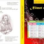 Digitális Tabló Német nyelv, ragozás