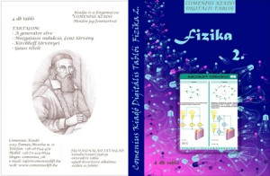 Digitális tabló Fizika II.