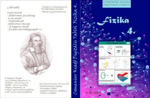 Digitális tabló Fizika IV.