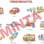 Közlekedés – német